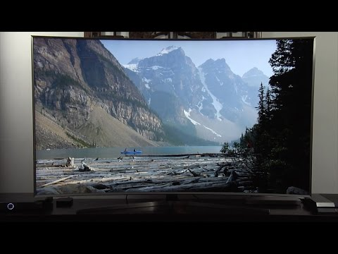 Samsung UE78JS9500 4K SUHD TV Review
