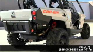 8. 2016 Can-Am Commander 800R  - RideNow Powersports Peoria ...