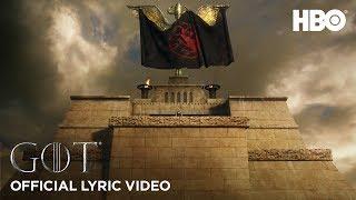"SZA, The Weeknd, Travis Scott - ""Power Is Power"" Lyric Video  Game Of Thrones (HBO)"