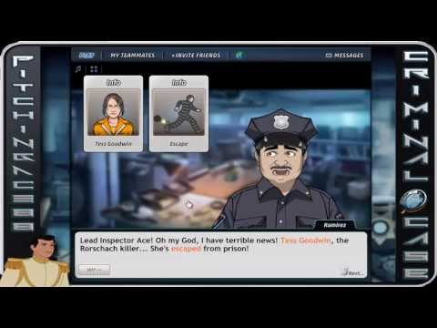 Criminal Case - Case #55 - Ashes to Ashes - Chapter 1