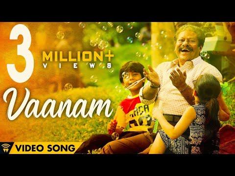 The Life Of Power Paandi - Vaanam (Official Video) | Power Paandi | Dhanush | Sean Roldan