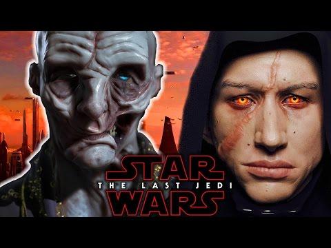 star wars 8: se fosse snoke l'ultimo jedi? (fan-theoy eng)