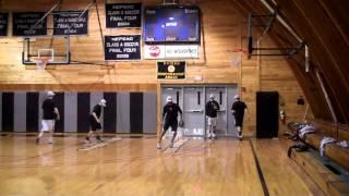 Bridgton Baseball Drills - Ladder Drill