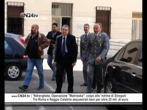 'Ndrangheta, sigilli ai beni del clan Alvaro di Sinopoli
