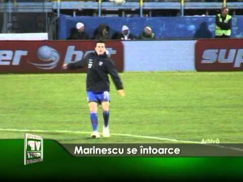 Marinescu se întoarce