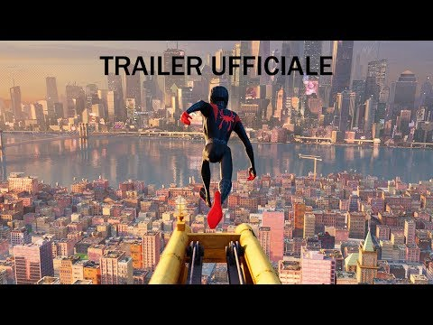 Preview Trailer Spider-Man: Un nuovo universo, trailer ufficiale italiano