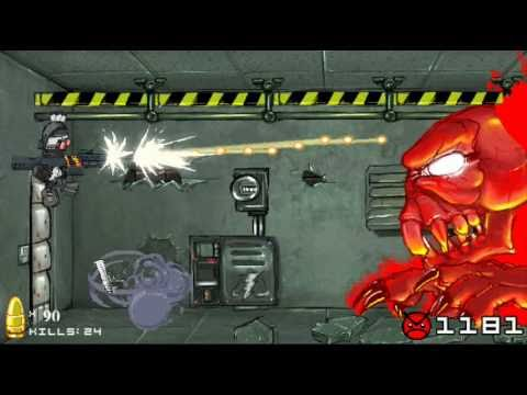 Let´s Play @ Newgrounds - Madness Accelerant (Part 1/2)