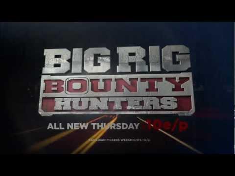 "Big Rig Bounty Hunters ""Fight and Flight"""