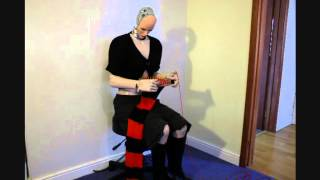AGNES robot knitter time lapse scarf knitting