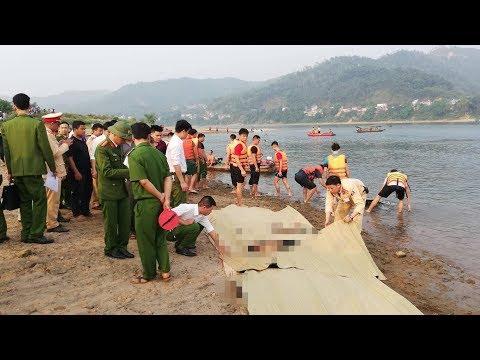 Nóng : Thương tâm 8 em học sinh đuối nước tử vong do rủ nhau tắm sông ở Hòa Bình - Thời lượng: 2 phút, 39 giây.