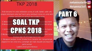 Download Video (Part 6) SOAL TKP CPNS 2018 (TES KARAKTERISTIK PRIBADI) FULL PEMBAHASAN MP3 3GP MP4