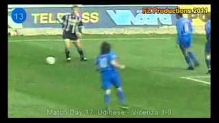 Bierhoffs 27 Tore für Udinese in der Saison 1997/1998
