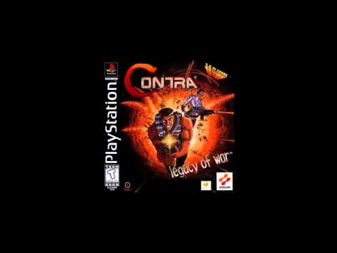 Contra Legacy of War - Urban Warfare I OST