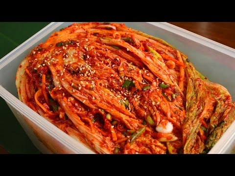 Traditional Kimchi - a light-hearted video with some serious good eats.