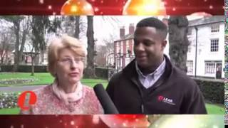 Redditch United Kingdom  city photos : Christmas 2015 with Lear Corporation Redditch UK