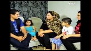 الطبخة والجيران - بغداد منطقة سعدون مع الضيفة اسيا كمال 2