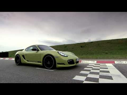 2011 Porsche Cayman R | Video