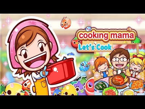 Cooking Mama: Let's Cook! Cooking Game With Family For Kids Funny Game For Children