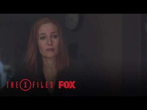 A Dark Figure Is Seen Throughout Scully's Home | Season 11 Ep. 5 | THE X-FILES
