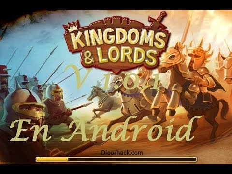 kingdoms & lords android hack