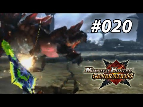 MHGen Playthrough #020 - 6★ Village: The Fated Four