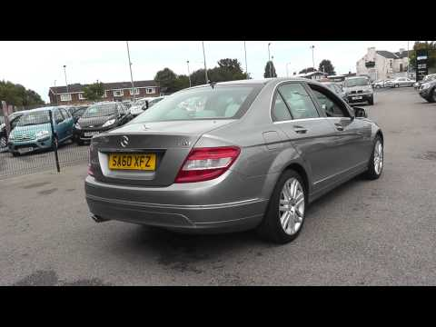 Mercedes-Benz C CLASS C220 CDI BlueEFFICIENCY Elegance 4dr Auto U205553