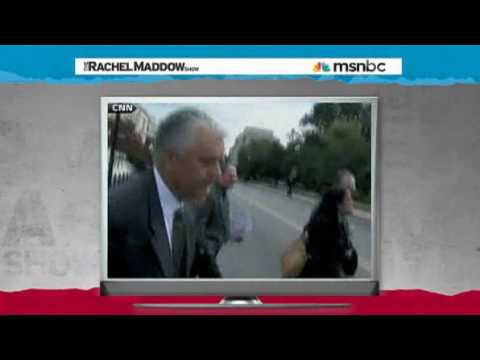 Melanie Sloan & Rachel Maddow on the Ensign Scandal