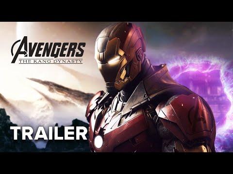"""Marvel's AVENGERS 5 """" The Legend """" - Tribute Trailer ⎊ Tony Stark   The Way (4K)"""