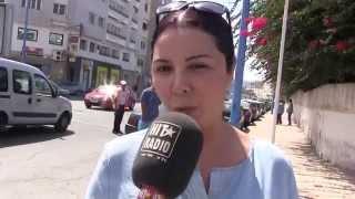 M9aydine w Msawtine - Jour de vote à Casablanca - MANTSAYADCH