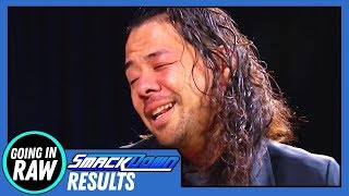 Video Odds Of A WWE Title Cash In At MITB? WWE Smackdown 6/5/18 Review & Results (Going In Raw Podcast) MP3, 3GP, MP4, WEBM, AVI, FLV Juni 2018