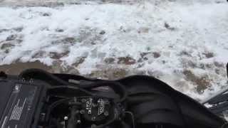 3. ARCTIC CAT PANTERA 800 EFI CLASSIC TOURING  -  2UP SNOWMOBILE