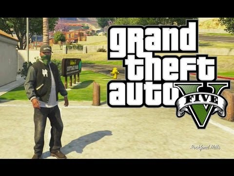 GTA 5 Tips - How To Instantly Restore Health & Repair Vehicle + Lose Wanted Level Fast! (GTA V)