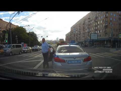 У ГИБДД свои правила дорожного движения