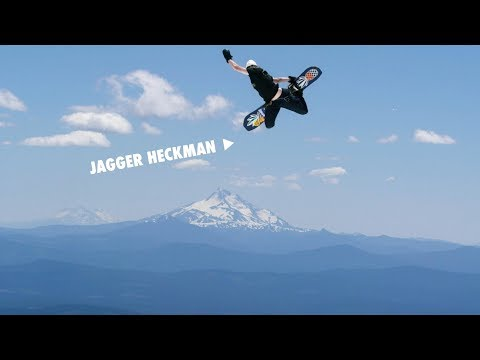 How To Do A Reach Around Grab With Jagger Heckman | TransWorld SNOWboarding Grab Directory