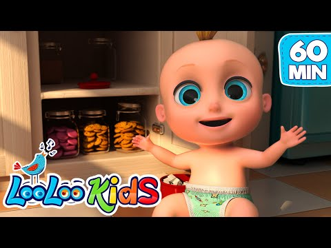 Johny Johny Yes Papa - THE BEST Songs for Children | LooLoo Kids