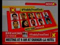 BJP MLAs to meet at Shangri-La Hotel at 9am; top BJP leaders to be present for meet - Video