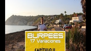 BURPEES Nivel II - ¡¡17 tipos!!