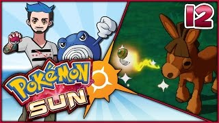 Pokémon Sun Part 12   DID WE FIND SHINY MUDBRAY?   Let's Play w/Ace Trainer Liam by Ace Trainer Liam