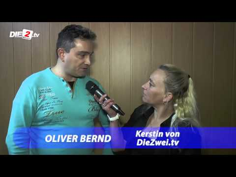 Interview mit Oliver Bernd bei der Germany-Stream Party