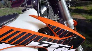 8. 2012 KTM 500 EXC Review