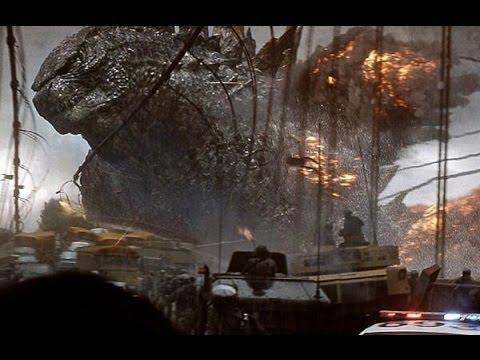 Godzilla Clip 'Panic'