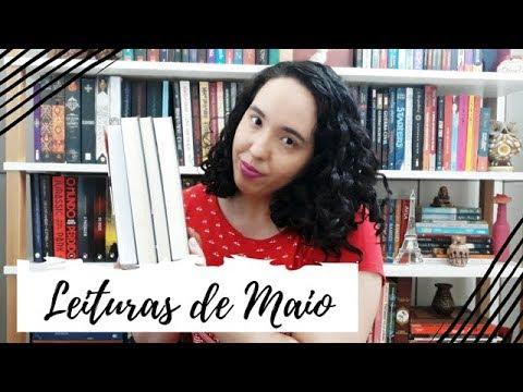 Leituras de Maio (2019) + SORTEIO | Um Livro e Só