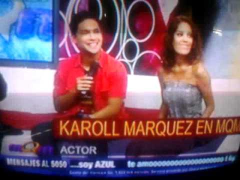 En Asuncion Paraguay 2012  Karoll Marquez