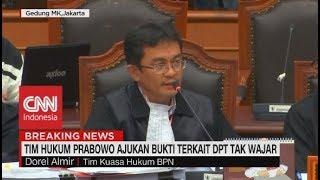 Video Tim Hukum Prabowo Ajukan Bukti Terkait DPT Tak Wajar MP3, 3GP, MP4, WEBM, AVI, FLV Juni 2019