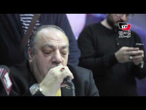 الموسيقيون يتضامنون مع هانى شاكر بعد قرار إستقالته