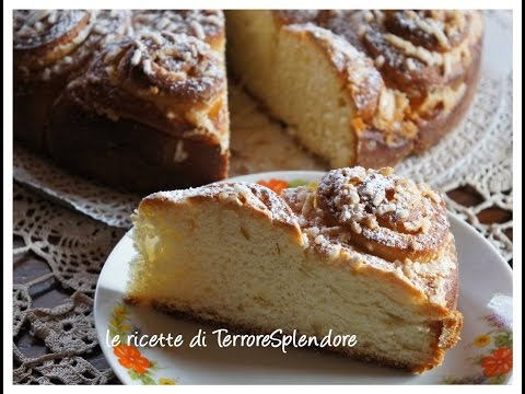video ricetta: torta alle rose.