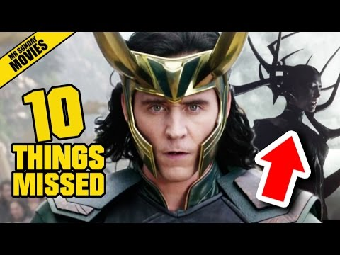 Easter Eggs and References in the First Teaser Trailer for Marvel s Thor