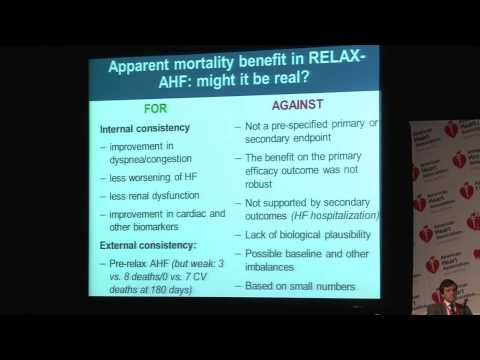 Discussion of RELAX-AHF-1 Trial