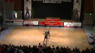 Silhouettes - Deutsche Meisterschaft 2013