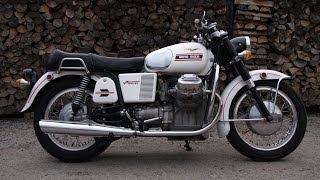 7. 1970 Moto Guzzi V7 Special